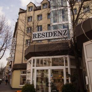 Hotelbilleder: Hotel Residenz, Düsseldorf
