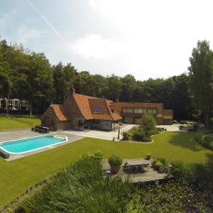 酒店图片: B&B De Libellen van Waaroost, Waardamme