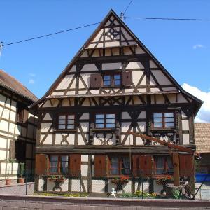 Hotel Pictures: Gite d'Audrey et Jean, Uttenheim
