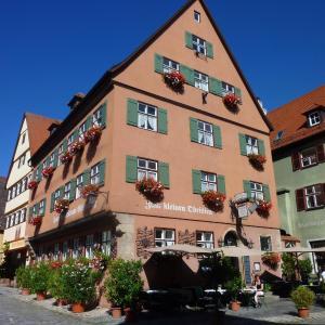 Hotelbilleder: Hotel Eisenkrug, Dinkelsbühl
