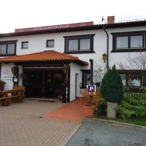 Hotelbilleder: Hotel auf der Hohe, Ballenstedt