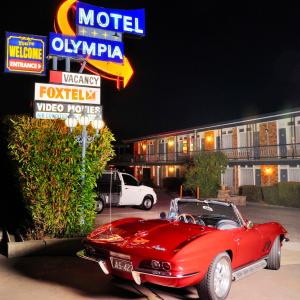 Hotel Pictures: Olympia Motel, Queanbeyan