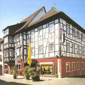 Hotelbilleder: Hotel zum Lamm, Gundelsheim