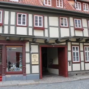 Hotelbilleder: Hotel am Stadtwall, Quedlinburg