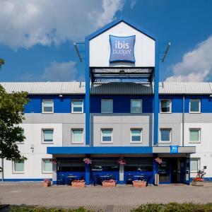 Hotelbilleder: ibis budget Berlin Genshagen, Genshagen