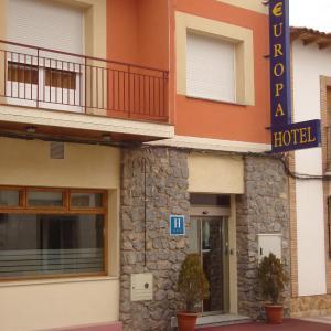Hotel Pictures: Hotel Europa, Villacañas