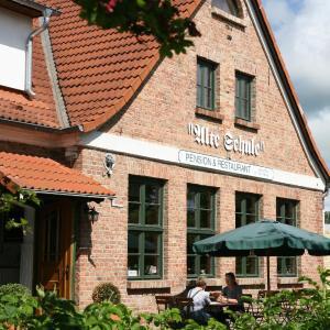 Hotelbilleder: Pension & Restaurant 'Alte Schule', Kluis