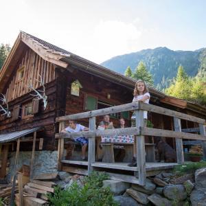 Fotos do Hotel: Berghütte Bloatschtratten, Penk