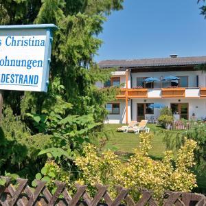 Hotelbilleder: Haus Christina, Faak am See