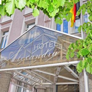 Hotelbilleder: Hotel Alexandra, Plauen