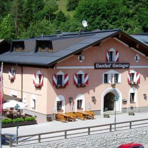 Hotelbilleder: Gasthof Geringer, Mandling
