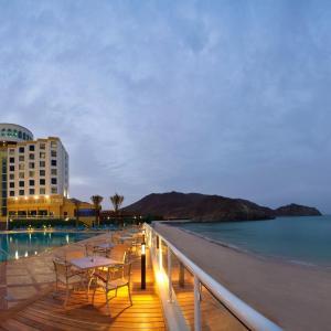 Hotelbilleder: Oceanic Khorfakkan Resort & Spa, Khor Fakkan