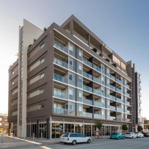 Hotelbilleder: Honeysuckle Executive Apartments, Newcastle