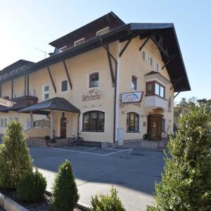 Hotel Pictures: Hotel Garni Gletschertor, Ötztal-Bahnhof