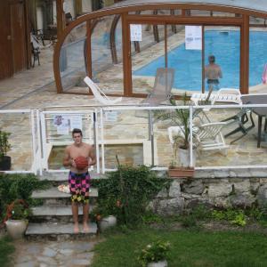 Hotel Pictures: Logis Hôtel des Voyageurs, Saint-Anthème