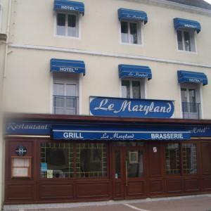 Hotel Pictures: Le Maryland, Blanzy