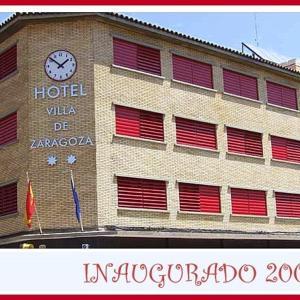 Hotel Pictures: Hotel Villa de Zaragoza, Casetas