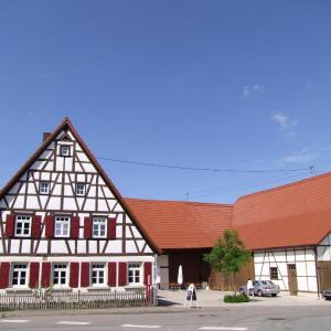 Hotelbilleder: Stubersheimer Hof, Stubersheim