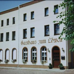 Hotelbilleder: Hotel 'Gasthaus zum Löwen', Zörbig