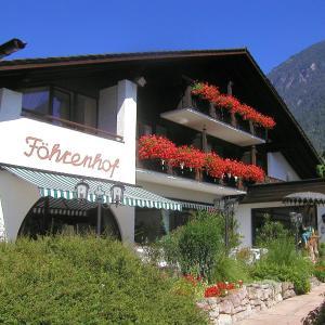 Hotelbilleder: Hotel Föhrenhof Garni, Farchant