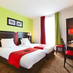 Hotel Pictures: Kyriad Design Enzo Metz Sud Augny, Augny