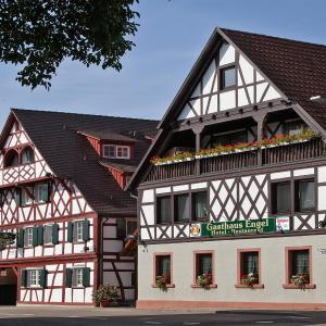 Hotel Pictures: Hotel Engel, Rheinmunster