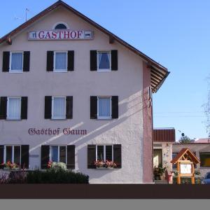 Hotelbilleder: Hotel Gasthof Gaum, Biberach-Ummendorf