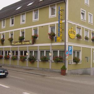 Hotel Pictures: Hotel Krone, Neresheim