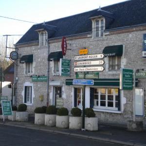 Hotel Pictures: Auberge Le Cygne de La Croix Blanche, Lailly-en-Val