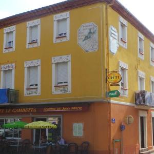 Hotel Pictures: Hotel Le Gambetta, Carmaux