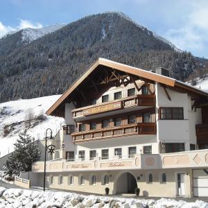 Hotelbilleder: Hotel Garni Belvedere, Ischgl