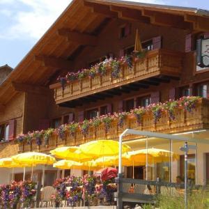 Hotellikuvia: Hotel-Gasthof Zimba, Damuls