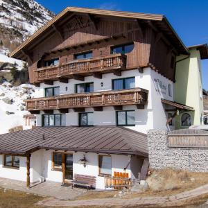 Foto Hotel: Appartment Pillerhof, Obergurgl