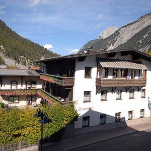 Hotellikuvia: Brunnerhof, Scharnitz