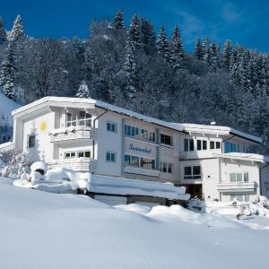 Fotografie hotelů: Gästehaus Sonnenhof, Mittelberg
