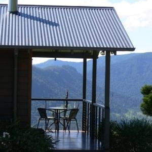 Hotellikuvia: Spring Creek Mountain Cafe & Cottages, Killarney