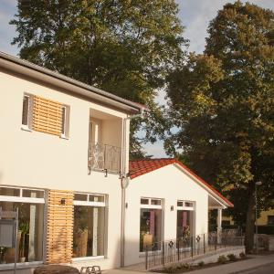 Hotelbilleder: Cafe Hehrlich - Cafe, Pension & mehr, Bad Tennstedt