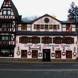 Hotelbilleder: Hotel Zum Schwarzen Kreuz, Altenahr