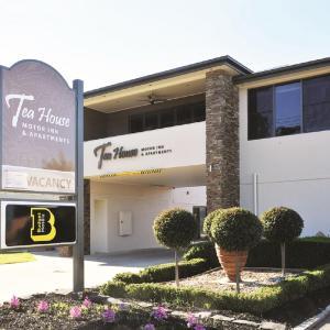 酒店图片: Tea House Motor Inn, 本迪戈