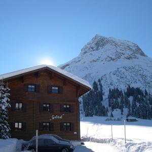 Hotellikuvia: Haus Gstüat, Lech am Arlberg