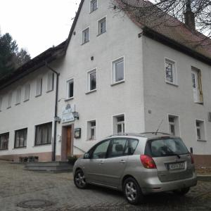 Hotelbilleder: Grüner Baum Nürnberg Brunn, Nürnberg
