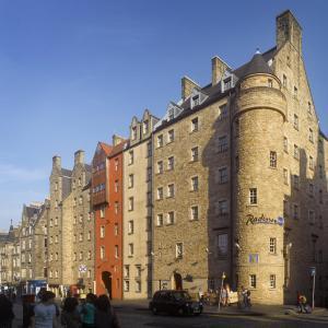 Hotelbilleder: Radisson Blu Hotel, Edinburgh, Edinburgh