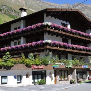 Zdjęcia hotelu: Appartements Zirmhof, Vent