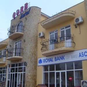 Hotelbilleder: Qerb Hotel, Ağstafa