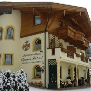 Fotos de l'hotel: Appartementhaus Olympia Schlössl, Neustift im Stubaital