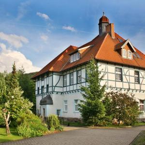 Hotelbilleder: Ferienwohnung Hoff, Göllingen