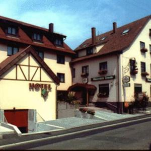 Hotelbilleder: Hotel Traube, Fellbach