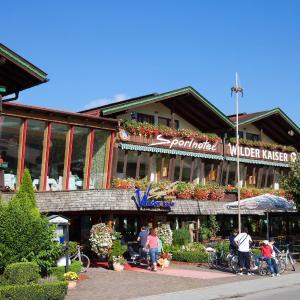 Hotelbilleder: Sporthotel Wilder Kaiser, Oberaudorf