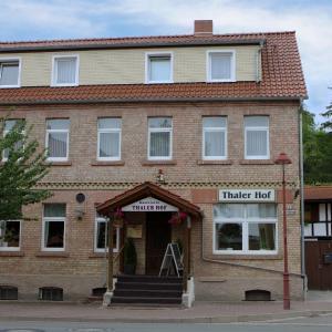 Hotelbilleder: Pension Thaler Hof, Thale
