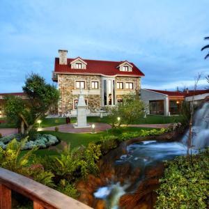 Hotel Pictures: Complejo Aldeola, Malpica